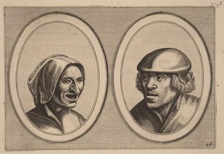 Vrouw Verneem-al and Hans de Pluym-strijcker