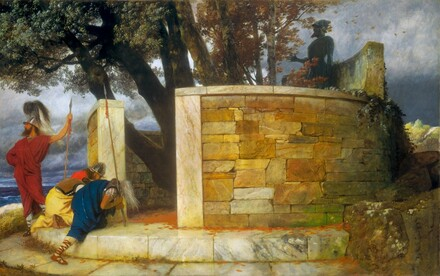 The Sanctuary of Hercules