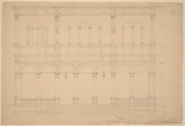 Loggia del Consiglio, Padua