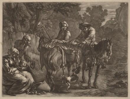 Robbers on Horseback