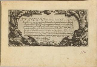 Frontispiece: Dedication to Pietro Strozzi