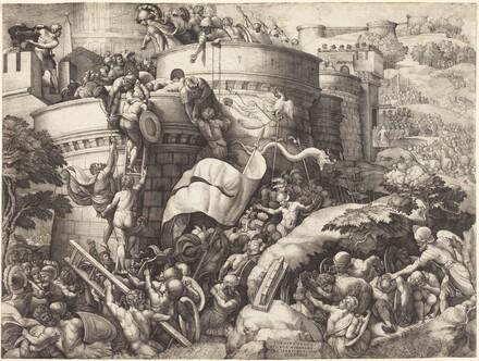 The Taking of Cartagena