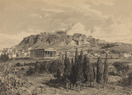 Temple of Hyphaestus