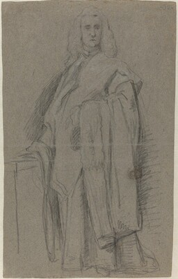 A Venetian Procurator of San Marco [recto]