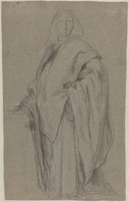 Portrait of a Procurator [verso]