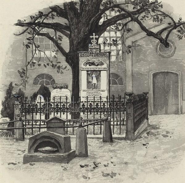 Grabmal von Klopstock