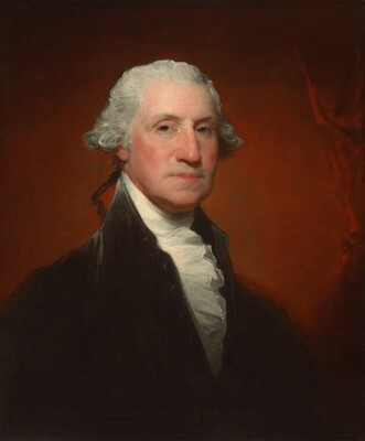 George Washington (Vaughan-Sinclair portrait)