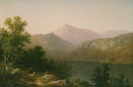 View on Lake George