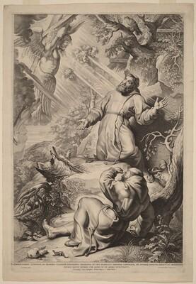 Saint Francis Receiving the Stigmata