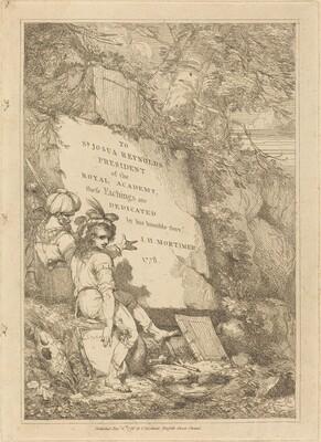 John Hamilton Mortimer, Title Page, 17781778