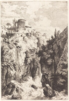 Temple of the Sibyl, Tivoli