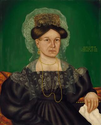 Eliza R. Read