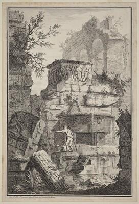 Rovine d' antichi Edifizj