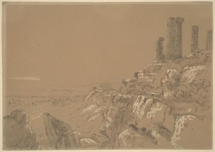 Temples of Juno, Lucina, and Concordia - Agrigentum, Sicily