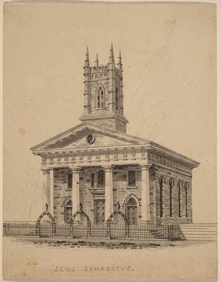 Jewish Synagogue, N.Y.