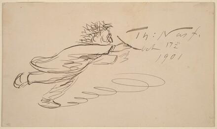 Signature, TH. Nast, Oct. 17, 1901