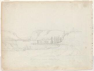 Highlands from Newburgh [verso]