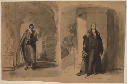 Lafayette (Two Views)