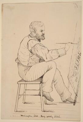 Sketch Class Series - E.W. Perry