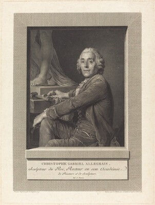 Christophe Gabriel Allegrain