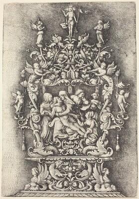 Reliquary with Pietà