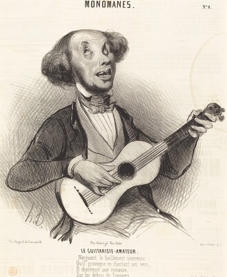 Le Guitariste-Amateur