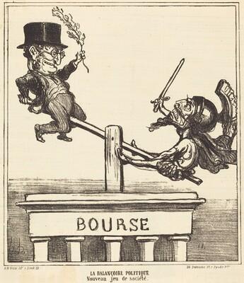 La Balançoire politique...