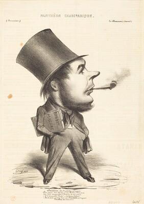 Daumier fut le peintre ordinaire...