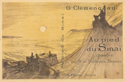 Cover for Au pied du Sinaï
