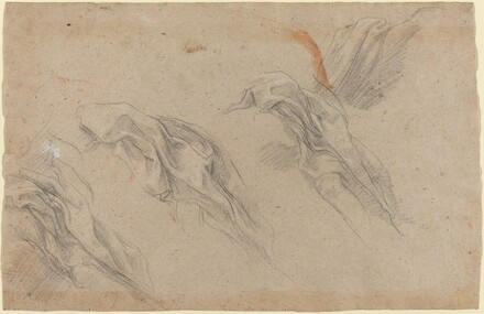 Drapery Studies [recto]