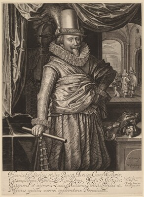 Frederik Hendrik, Prince of Nassau-Orange
