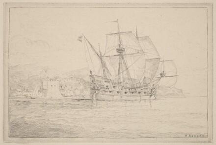 Ship under Sail