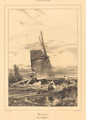 Mill of the Sologne (Moulin de la Sologne)