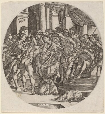Beheading of Saint Catherine