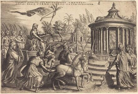 The Triumph of Chastity