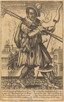 Mulld:Sake (Portrait of John Cottington)