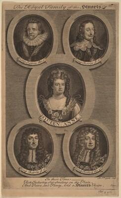 The Royal Family of the Stuarts