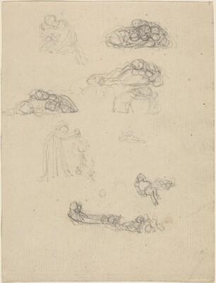 Sheet of Studies