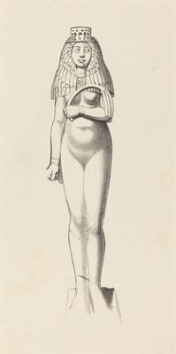 Figure of Bubaste or Isis