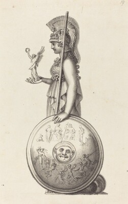 Minerva, by Phidas