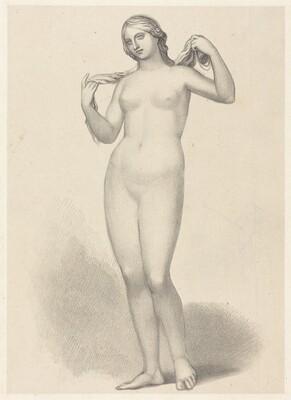 Venus Aphrodite, by Alcamanes