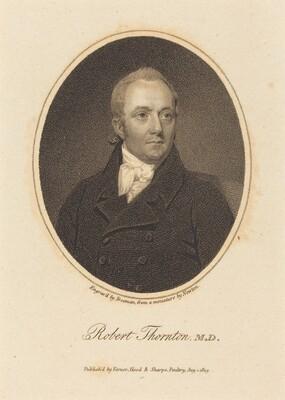 Robert Thornton, M.D.