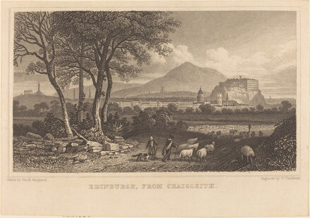 Edinburgh, from Craigleith