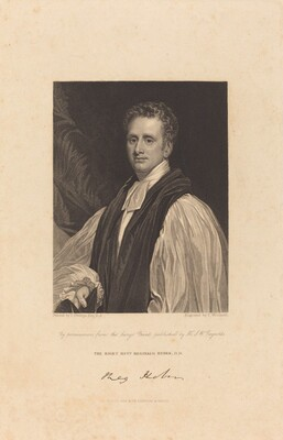 Rev. Reginald Heber, D.D.