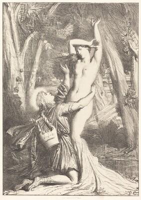 Apollon et Daphne