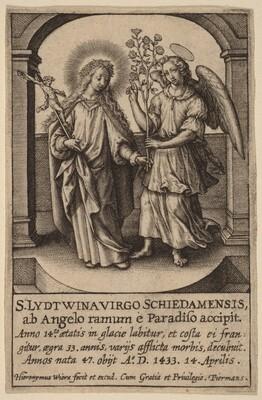 S. Lydtwina Virgo Schiedamensis ...