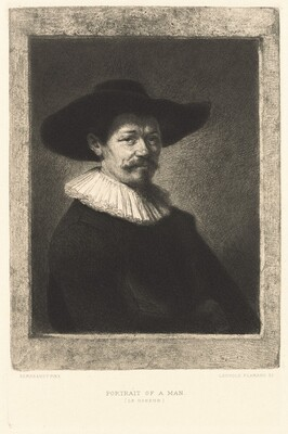 Portrait of a Man (Le Doreur)