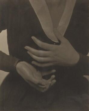 image: Georgia O'Keeffe—Hands