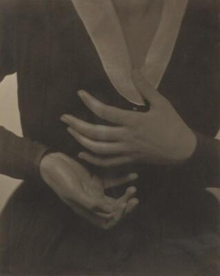 Georgia O'Keeffe--Hands
