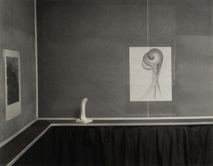 Georgia O'Keeffe—Exhibition at 291